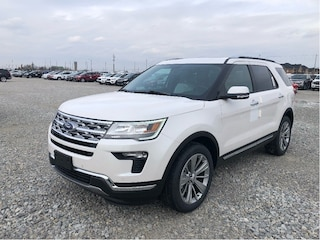 2019 Ford Explorer LIMITED 300A SUV