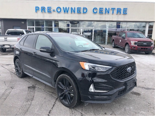 Certified Used 2019 Ford Edge ST | AWD | CPO 2.9% 24 Months! SUV in Brampton