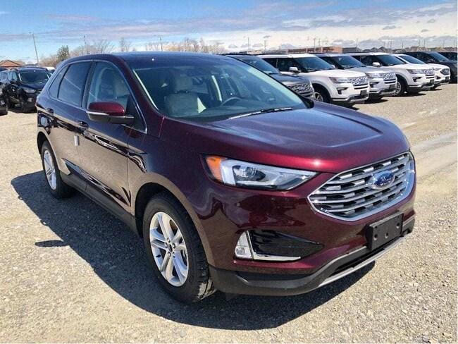 New 2019 Ford Edge SEL 201A SUV near Toronto