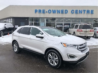2018 Ford Edge SEL | AWD | CPO | Daily Rental | 2.9% 24 Months! SUV
