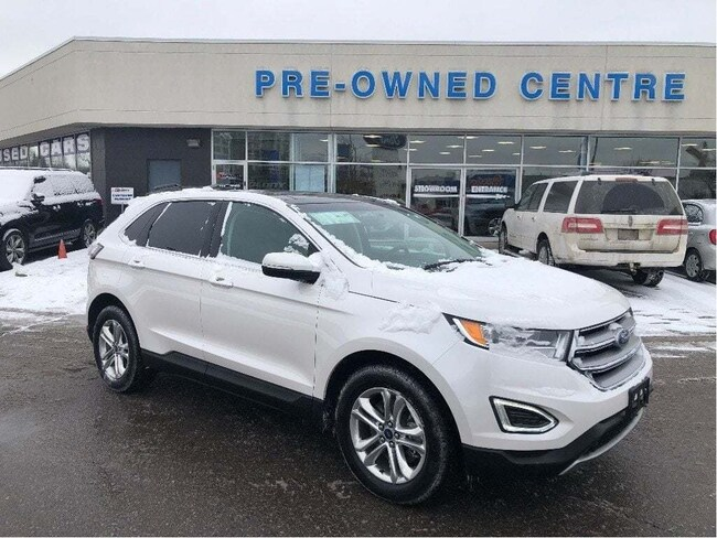Certified Used 2018 Ford Edge SEL | AWD | CPO | Daily Rental | 2.9% 24 Months! SUV in Brampton
