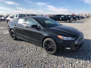 2019 Ford Fusion 2019 Fusion SE 151A Sedan