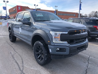 2019 Ford F-150 OFFICIAL ROUSH TRUCK MUST SEE!! Truck SuperCrew Cab
