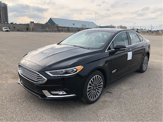 2018 Ford Fusion Energi TITANIUM 900A | IT'S EASY AT COLONY FORD!! Sedan