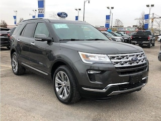 2018 Ford Explorer Limited | 4WD | DEMO SUV
