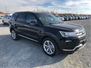 2019 Ford Explorer LIMITED 300A | IT'S EASY AT COLONY FORD!! SUV