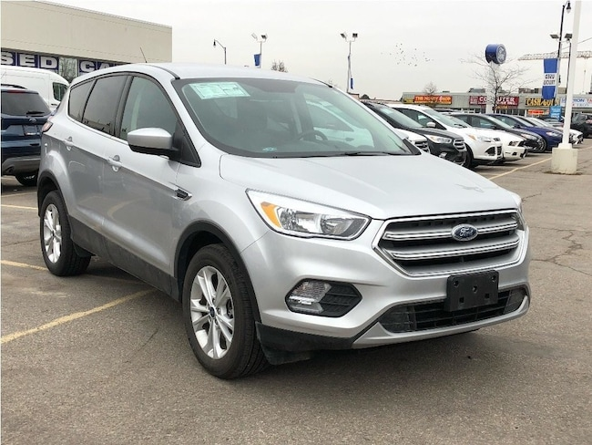 Certified Used 2017 Ford Escape SE   FWD   CPO   Great Low Financing Rates! SUV in Brampton