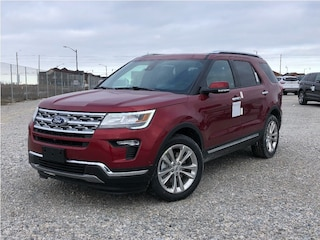2019 Ford Explorer LIMITED 301A | IT'S EASY AT COLONY FORD!! SUV