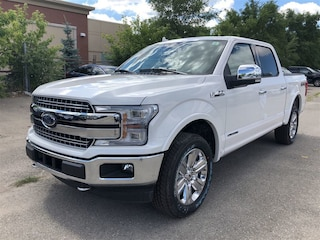 2018 Ford F-150 LARIAT 502A DIESEL Truck SuperCrew Cab