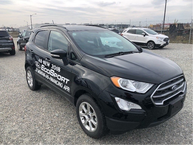 New 2018 Ford EcoSport SE 200A SUV near Toronto