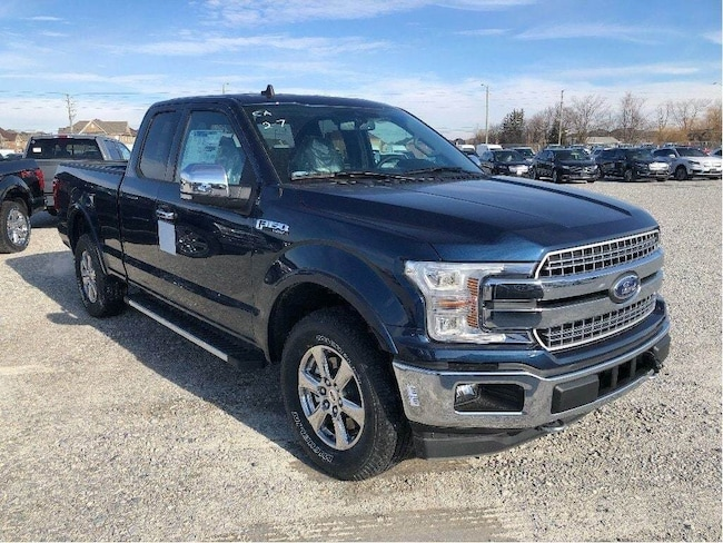 New 2019 Ford F-150 LARIAT 502A Truck SuperCab Styleside near Toronto