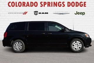 New 2019 Dodge Grand Caravan SE Passenger Van for sale in Colorado Springs CO