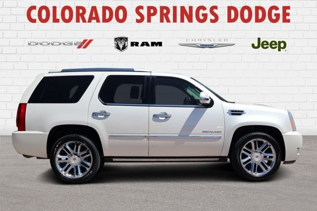 2011 Cadillac Escalade Platinum Edition SUV
