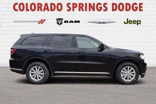 New 2020 Dodge Durango SXT AWD Sport Utility for sale in Colorado Springs