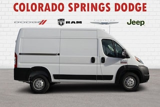 New 2020 Ram ProMaster 1500 CARGO VAN HIGH ROOF 136 WB Cargo Van for sale in Colorado Springs
