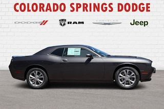 New 2020 Dodge Challenger SXT AWD Coupe for sale in Colorado Springs, CO