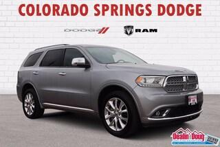 2020 Dodge Durango Citadel AWD SUV