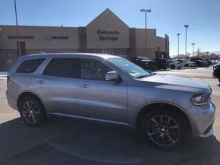 2018 Dodge Durango GT AWD SUV