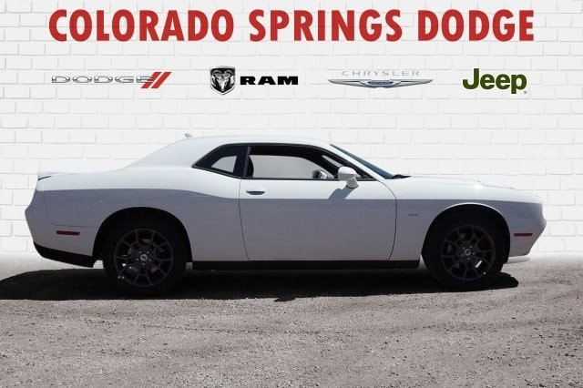 2018 Dodge Challenger GT AWD Coupe