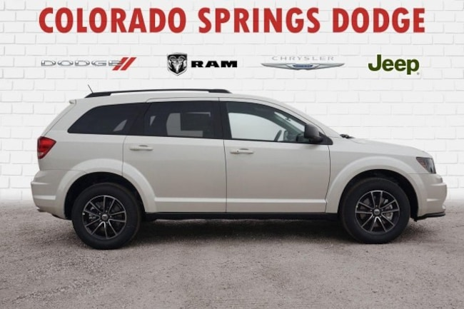 New 2018 Dodge Journey SE AWD Sport Utility in Colorado Springs, CO.