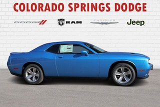 New 2019 Dodge Challenger SXT Coupe for sale in Colorado Springs CO