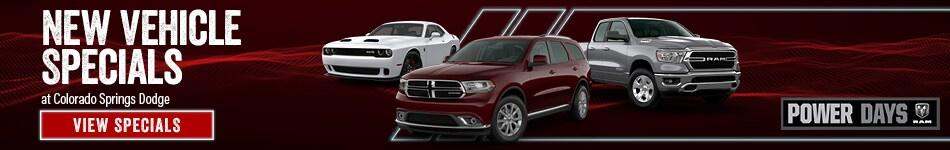 September 2020 New Vehicle Specials