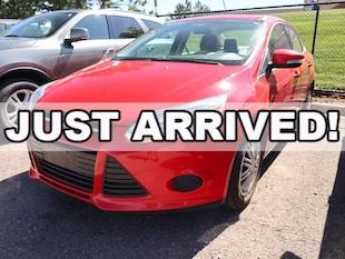 2013 Ford Focus SE 4dr Car