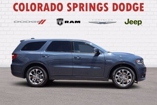 New 2020 Dodge Durango R/T AWD Sport Utility for sale in Colorado Springs