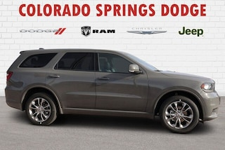 New 2020 Dodge Durango GT PLUS AWD Sport Utility for sale in Colorado Springs