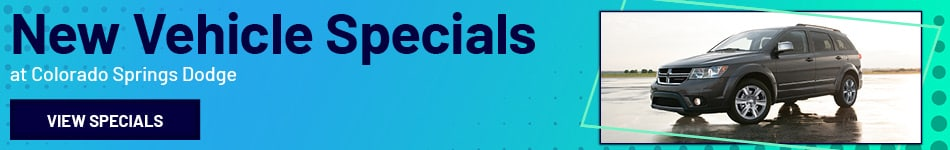May New Vehicle Specials