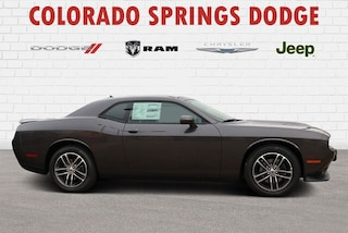 New 2019 Dodge Challenger GT AWD Coupe for sale in Colorado Springs, CO