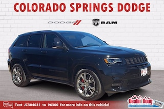 Used 2018 Jeep Grand Cherokee SRT SUV for sale in Colorado Springs CO
