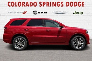 New 2019 Dodge Durango GT AWD Sport Utility for sale in Colorado Springs