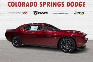 New 2020 Dodge Challenger R/T SCAT PACK Coupe for sale in Colorado Springs, CO