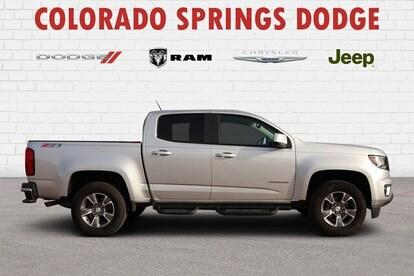 Chevrolet Colorado Springs >> Used 2019 Chevrolet Colorado For Sale At Colorado Springs