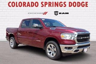 2021 Ram 1500 Big Horn Crew Cab RAM Commercial Colorado Springs