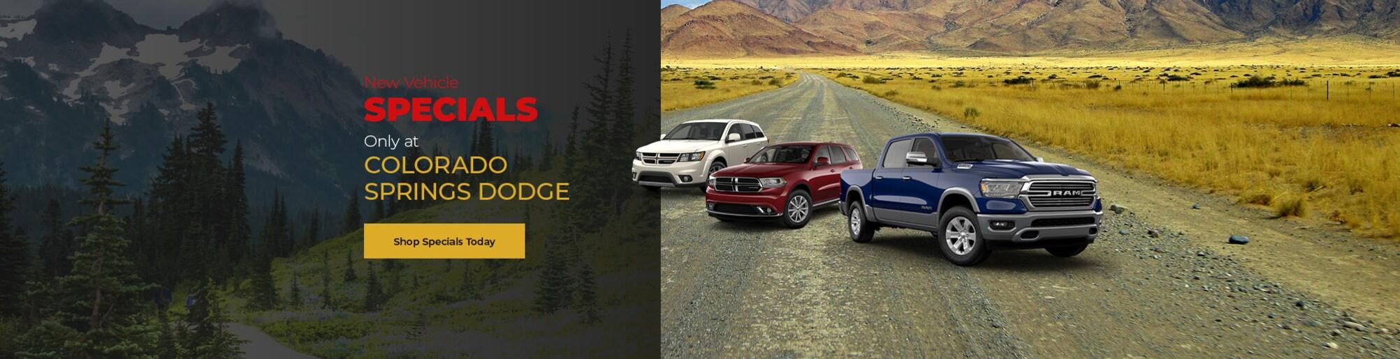 Colorado Springs Dodge >> Colorado Springs Dodge Dodge Ram Dealership In Colorado Springs