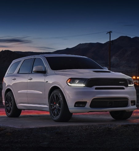 New Dodge Durango SUV
