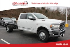 2019 Ram 3500 Chassis Cab 3500 LIMITED CREW CAB CHASSIS 4X4 172.4 WB Crew Cab