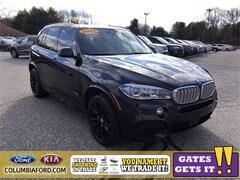 2017 BMW X5 xDrive50i SUV