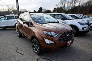 2018 Ford EcoSport SES w/300A & Cold Weather PKG SUV