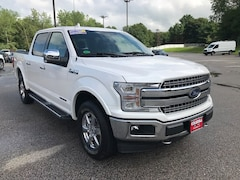 2018 Ford F-150 Lariat w/ Diesel, FX4 & Tech Pkgs Truck SuperCrew Cab