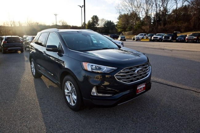 2019 Ford Edge SEL w/ 201A Cold Weather, Co-Poilt & Conv Pkgs SUV
