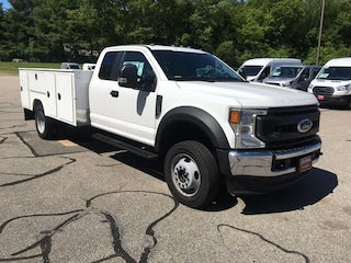 2020 Ford F-450 Chassis Utility Body Truck Super Cab