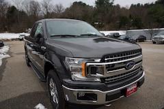2018 Ford F-150 XLT w/ 301a,XLT Chrome App & Spray Liner Truck SuperCab Styleside