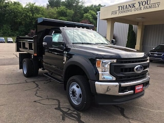 2020 Ford F-550 Chassis 4WD DRW Truck Regular Cab