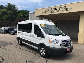 2017 Ford Transit-350 Wagon Medium Roof Wagon