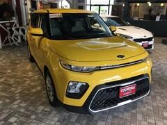 2020 Kia Soul Hatchback Front-wheel Drive