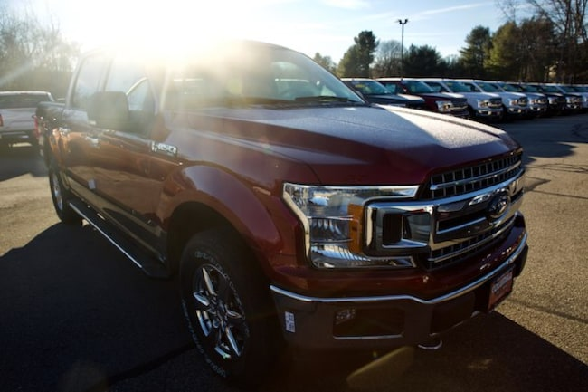 2019 Ford F-150 XLT w/ 302A NAV,PWR Equip & MAX Tlr Tow PKG Truck SuperCrew Cab