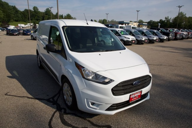 2019 Ford Transit Connect XLT w/ Rear Glass, Sync3 & Rev Sensing Van Cargo Van